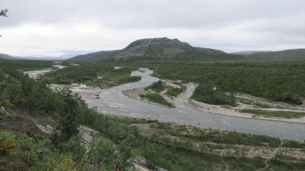 Luoppaljohka river