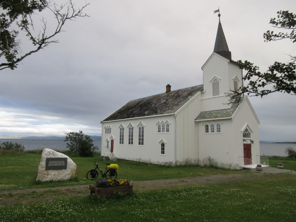 Church of Olderfjord