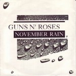 Nothing lasts forever, even cold November rain