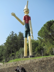 Pinocchio (Collodi, Tuscany)