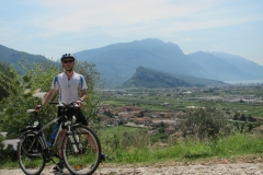 Cycling in Italy 2012