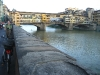 Ponte Vecchio and Maurizio's bike