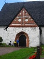 The church of Pernå