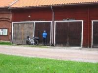The fire station of the ironworks of Ruotsinpyhtää
