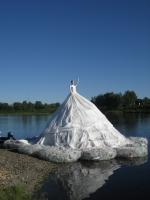 Jokinainen, the floating bride