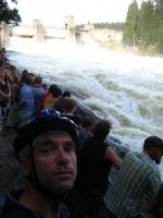 The roaring River Vuoksi