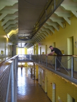 The prison museum in Hämeenlinna
