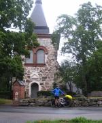 The church of Laitila