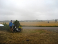 Windy rain in Untamala