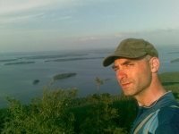 On the very top of Ukko-Koli