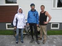 In Ajos (Kemi) at Anna-Maija and Jukka's place