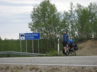 Getting in the Utsjoki municipality