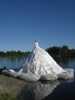 Jokinainen, the floating bride
