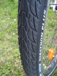 New Schwalbe Marathon Plus