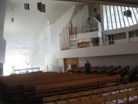 Kolmen Ristin Kirkko by Alvar Aalto