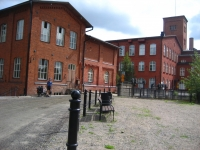 The ancient factory area of Forssa