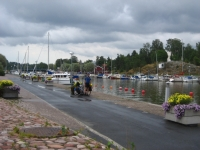 The harbour at Uusikaupunki