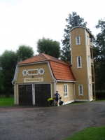 The old fire station of Fiskars