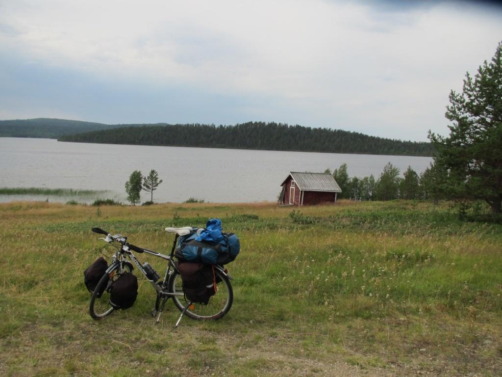 Day 11 Tour De Laponie 2013 Inari Pokka Littlecamels Com